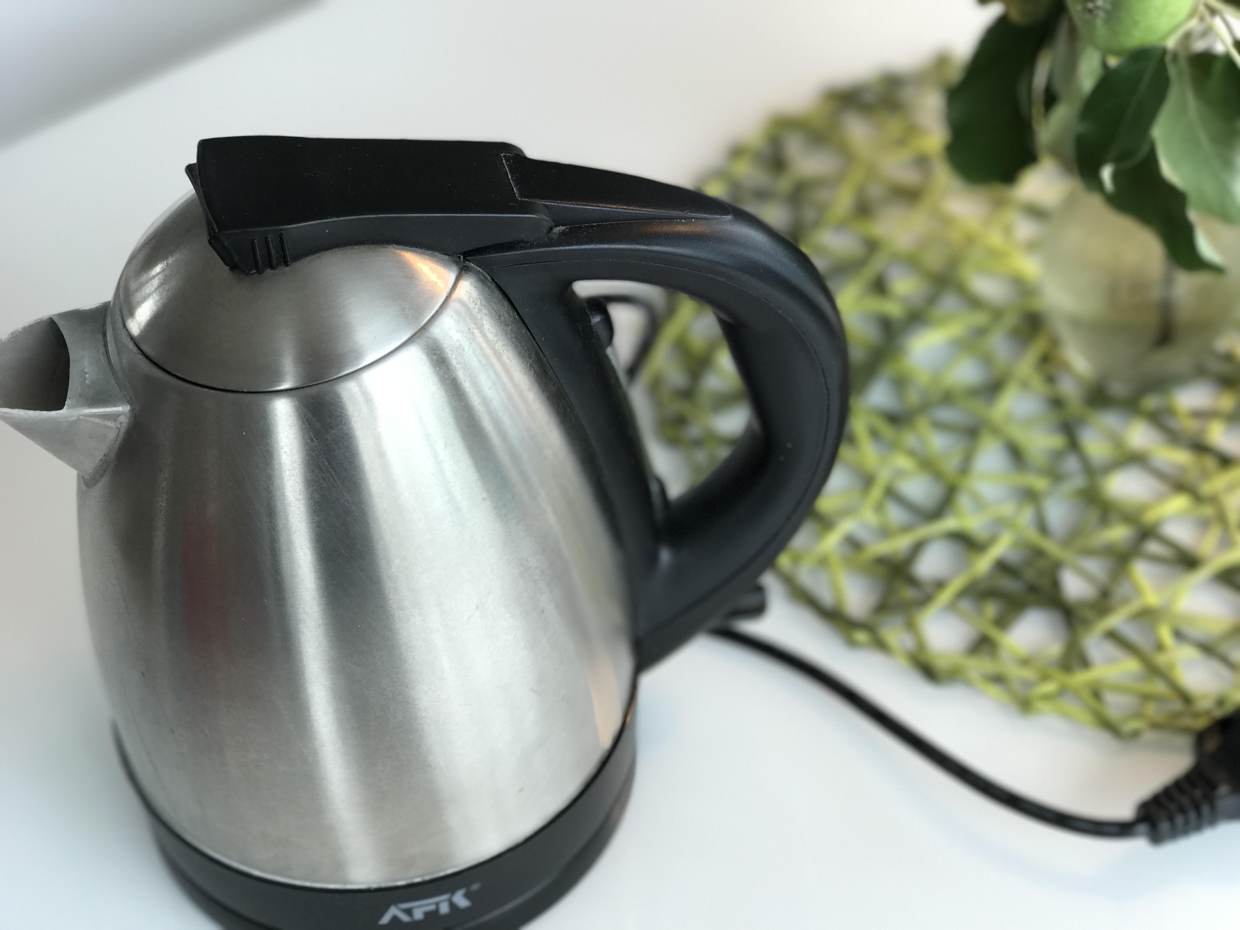 Wasserkocher entkalken mit Hausmittel ist einfach, effektiv