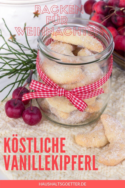 Vanille Kipferl Rezept